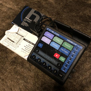 TC HELICON✴︎VOICELIVE Touch(エフェクター)