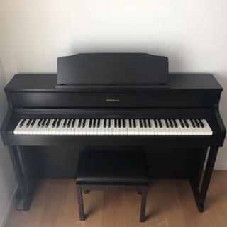ローランド(Roland)の電子ピアノ 美品 木製鍵盤(電子ピアノ)