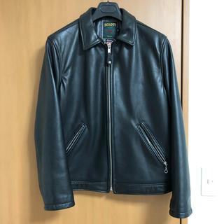 シュプリーム(Supreme)のMサイズ Supreme Schott Leather Work Jacket(レザージャケット)