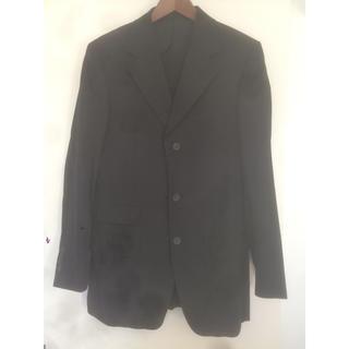 グッチ(Gucci)のGucci スーツ 上下 濃紺 44  ジャケット(スーツジャケット)