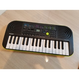 カシオ(CASIO)のCASIO 32ミニ鍵盤 電子キーボード(キーボード/シンセサイザー)