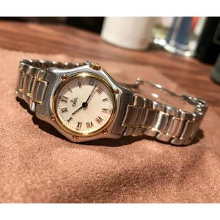 エベル(EBEL)のEBEL エベル 1911 レディース ウォッチ シェル文字盤 オーバーホール済(腕時計)