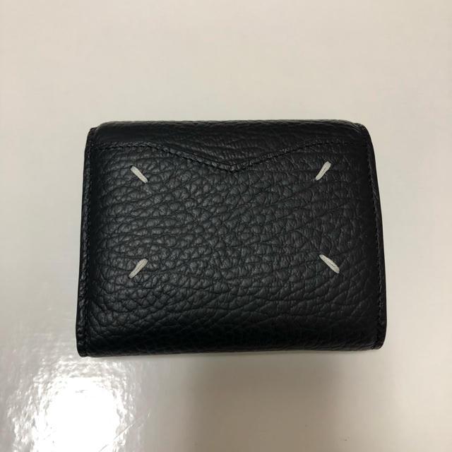1099525fc5c7 Maison Martin Margiela(マルタンマルジェラ)のmaison margiela マルジェラ 19ss 3つ折財布 メンズ