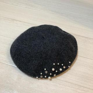 スリーフォータイム(ThreeFourTime)のFour Timeのベレー帽❁(ハンチング/ベレー帽)