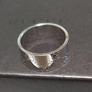 グッチ(Gucci)のグッチアイコンリング(リング(指輪))