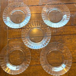 デュラレックス(DURALEX)のDURALEX  デュラレックス  プレート 皿 5枚セット(食器)