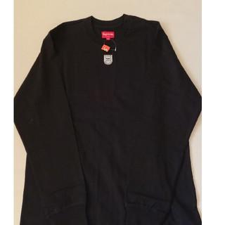 シュプリーム(Supreme)のsupreme long sleeve tee M(Tシャツ/カットソー(七分/長袖))