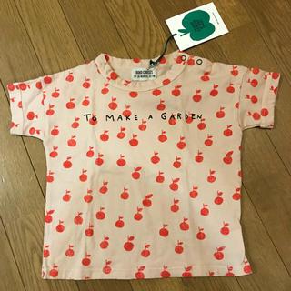 ボボチョース(bobo chose)のBOBO CHOSES 2019 s/s Apple Tシャツ(Tシャツ/カットソー)