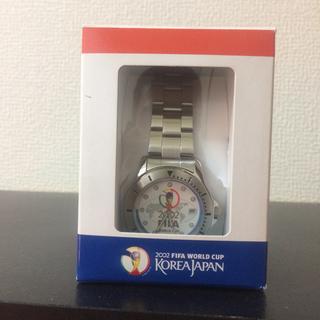 jojopapa555様専用!2002 FIFA ワールドカップ  腕時計 A(記念品/関連グッズ)