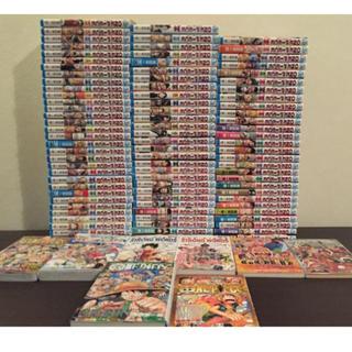 シュウエイシャ(集英社)のONE PIECE ワンピース 全巻セット 1〜91巻+6巻(全巻セット)