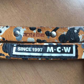エムシーダブリュー(MCW)のMCW ウォレットチェーン(ウォレットチェーン)