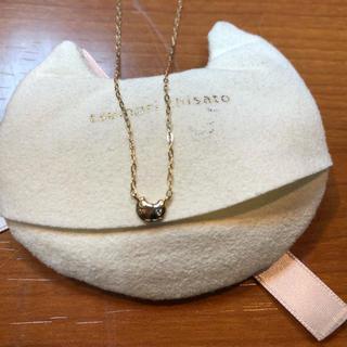 ツモリチサト(TSUMORI CHISATO)のツモリチサト 猫ネックレス(ネックレス)