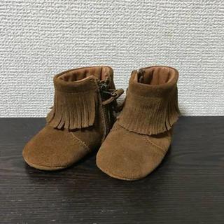 ラルフローレン(Ralph Lauren)のラルフローレン ベビールームシューズ 10cm(ブーツ)