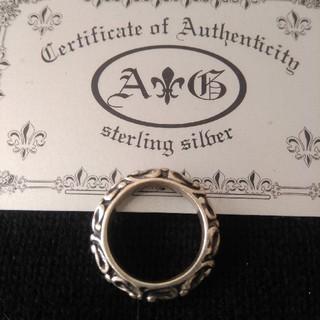 エーアンドジー(A&G)のセルティック アーツ リング(リング(指輪))