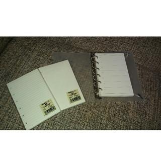 ムジルシリョウヒン(MUJI (無印良品))の無印手帳セット(カレンダー/スケジュール)