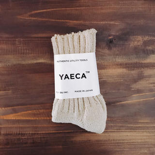ヤエカ(YAECA)のyaeca (ソックス)