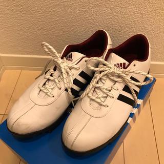 アディダス(adidas)のゴルフシューズ レディース アディダス(シューズ)