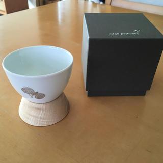 ミナペルホネン(mina perhonen)のミナペルホネン fu 湯のみ silver(グラス/カップ)