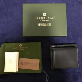 グレンロイヤル(GLENROYAL)のグレンロイヤル GLENROYAL  NEW SMALL WALLET(折り財布)