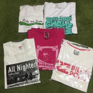 アライアン(ALLIAN)のTシャツ 5着セット(ウエア/装備)