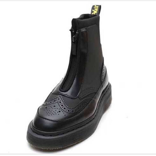 ドクターマーチン(Dr.Martens)のDr. Martins CELIA QUAD JEMISON ZIP BOOT(ブーツ)