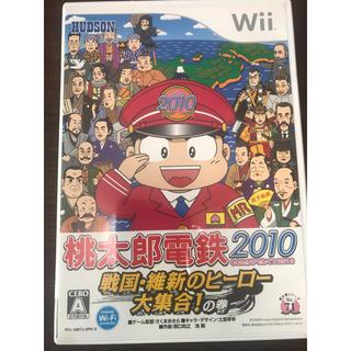 ウィー(Wii)の桃太郎電鉄 2010 戦国・維新のヒーロー大集合!の巻(家庭用ゲームソフト)
