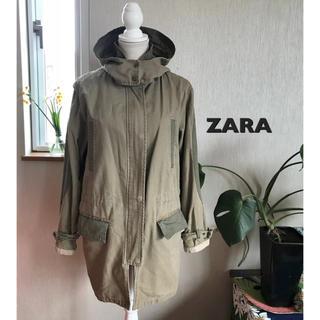ザラ(ZARA)のZARA モッズ風コート(モッズコート)