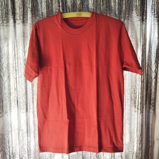 ユニクロ(UNIQLO)のUNIQLOクルーネックTシャツ(S)(Tシャツ(半袖/袖なし))