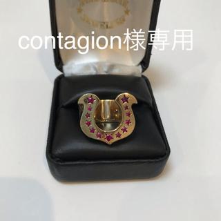 テンダーロイン(TENDERLOIN)のテンダーロイン  ホースシューリング カスタム(リング(指輪))
