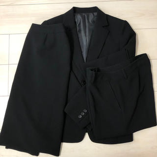 シマムラ(しまむら)の୨୧新品୨୧ しまむら スーツ3点セット(スーツ)