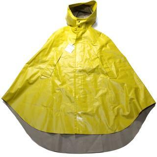 マディソンブルー(MADISONBLUE)のマディソンブルー レインコート レインポンチョ イエロー 黄色 0 XS(ポンチョ)