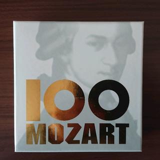 100曲モーツァルト/CD/AVCL-25050  (中古)(クラシック)