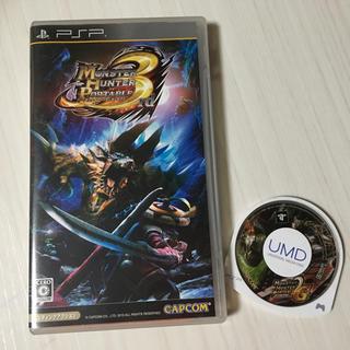 プレイステーションポータブル(PlayStation Portable)のモンスターハンターポータブル 3rd & 2ndG 2コ☆まとめ売り☆(携帯用ゲームソフト)