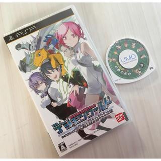 プレイステーションポータブル(PlayStation Portable)のデジモンワールド  みんなのGOLF ポータブル☆2コまとめ売り☆(家庭用ゲームソフト)