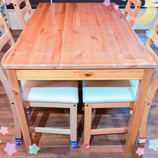 イケア(IKEA)のIKEA ダイニングテーブルセット②(ダイニングテーブル)