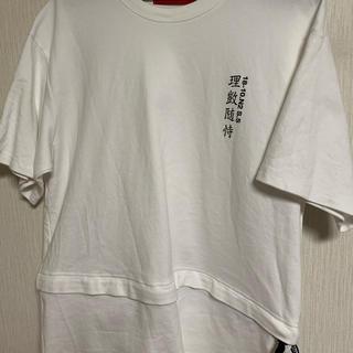 ザラ(ZARA)のesc studio tシャツ(Tシャツ/カットソー(半袖/袖なし))