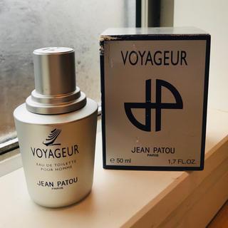 ジャンパトゥ(JEAN PATOU)の【未使用・箱付】ジャンパトゥ Voyageur ヴォヤジェール 50ml(ユニセックス)