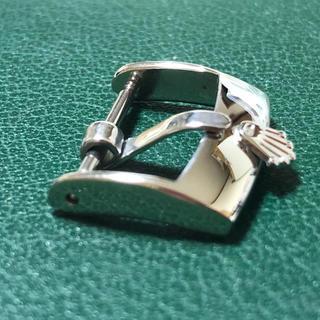 ロレックス(ROLEX)のロレックス用 ROLEX 尾錠 16mm シルバー銀色 交換部品(レザーベルト)