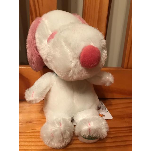 SNOOPY(スヌーピー)のスヌーピー ぬいぐるみ 新品 エンタメ/ホビーのおもちゃ/ぬいぐるみ(ぬいぐるみ)の商品写真