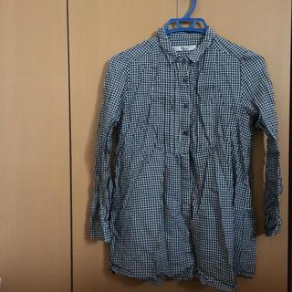 シュカ(shuca)のギンガムチェックシャツ(シャツ/ブラウス(長袖/七分))
