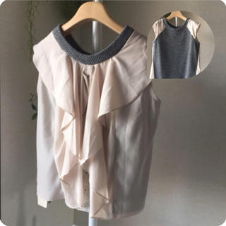 アーモワールカプリス(armoire caprice)の未使用品 トップス(シャツ/ブラウス(半袖/袖なし))