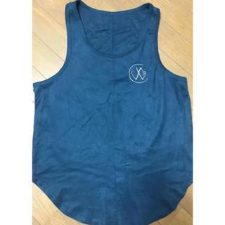 ナイキ(NIKE)のアイムボディ IMBD スエードTシャツ COR(タンクトップ)