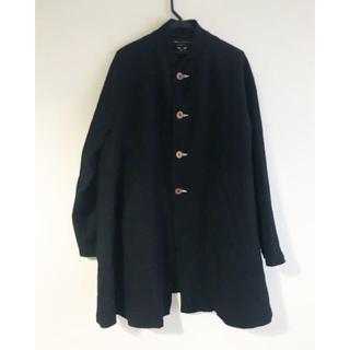 コムデギャルソンオムプリュス(COMME des GARCONS HOMME PLUS)のコムデギャルソンのコート(ノーカラージャケット)