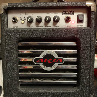 aria guitar amplifier AG-10X(ギターアンプ)