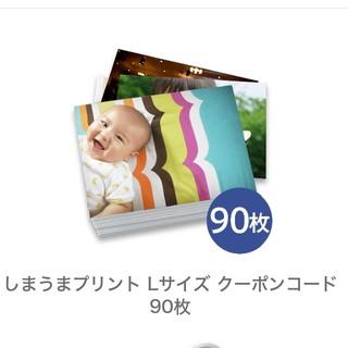 【即購入可能】しまうまプリント90枚分 540円相当(写真)