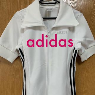 アディダス(adidas)のadidasワンピースレディーススポーツヨガウェア (ヨガ)