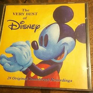 ディズニー(Disney)のThe very best of DISNEY (ポップス/ロック(洋楽))