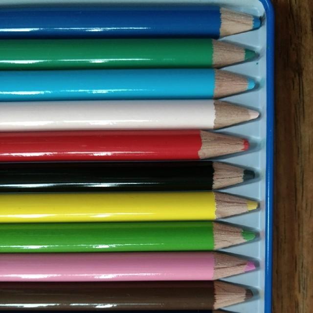ショウワノート(ショウワノート)のポケモン 色鉛筆 12色 エンタメ/ホビーのアート用品(色鉛筆 )の商品写真