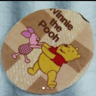 ディズニー(Disney)の未使用 くまのプーさん 便座カバー 蓋カバー(トイレマット)