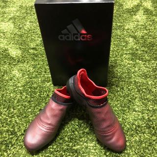 adidas - サッカースパイク Xピュアスピード26.0